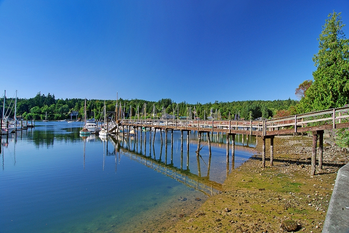 Private Dock at Water's Edge Office Building ~ NWMLS #255740