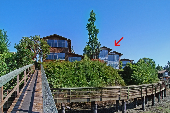 Private Dock & Water's Edge Office Building ~ NWMLS #255740