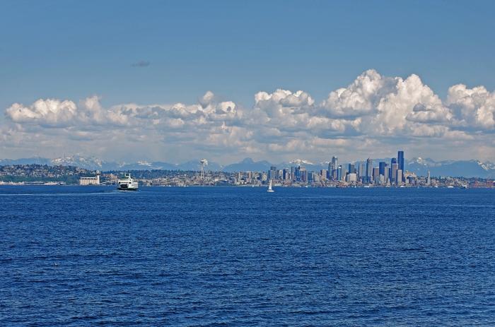 View from Rockaway Beach